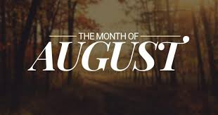 August!!!